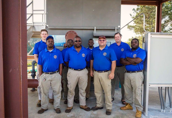 Water and Wastewater Staff